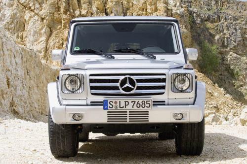 2009奔驰g 55 amg官方图片高清图片
