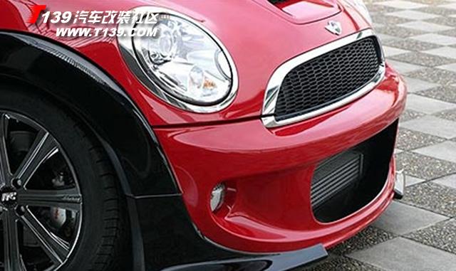 日本人改装的宝马mini福州汽配 福州二手车 福州汽车用品 高清图片