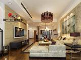 国广一叶装饰--中式现代