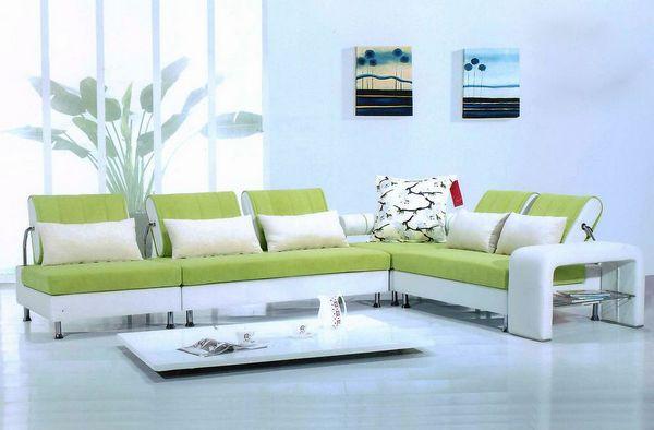 客厅沙发的色彩搭配